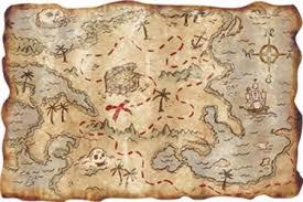Courtesy Zen Treasure Maps